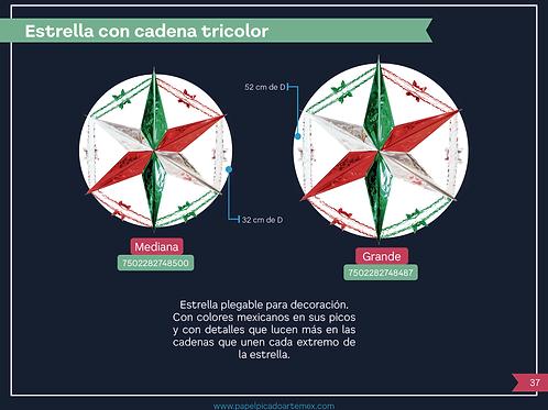 Estrella Con Cadena