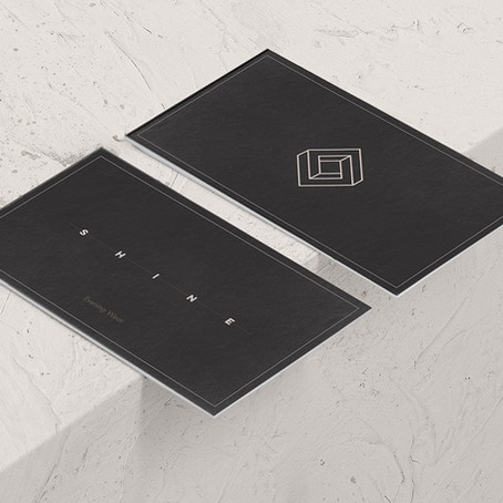 Business Card Trends: 2018