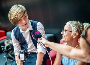 Reportáž v Správy RTVS