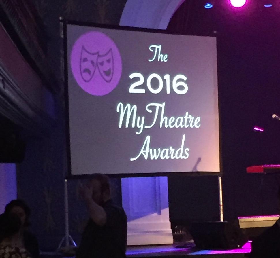My Theatre Awards 2016