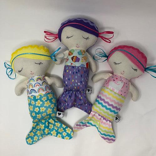 Stuffed Mermaid