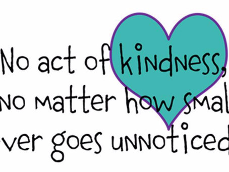the science of kindness