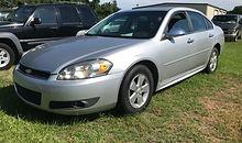 2011 Chevy Impala LT