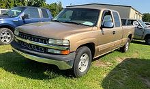2000 Chevy Silverado 1500