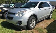 2013 Chevy Equinox LS