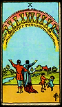 10 of Cups: Tarot Reading Virginia
