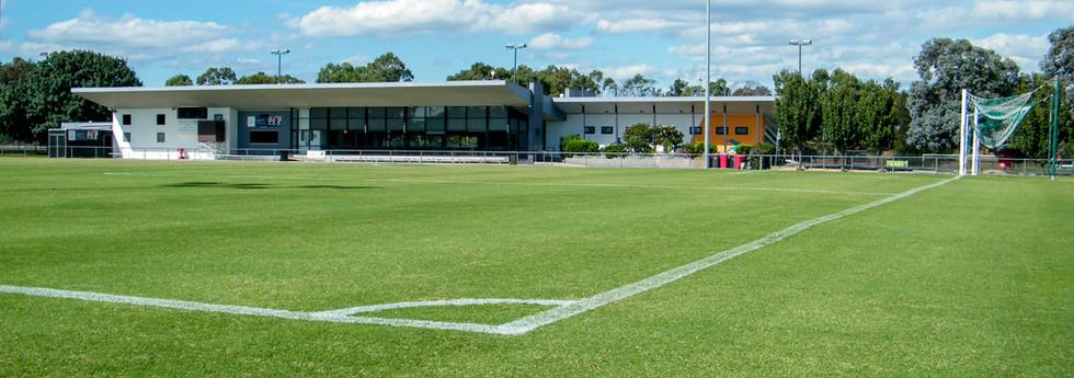 Kingston Heath Pitch 1