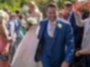 Northern Ireland bride and groom celebrate their wedding