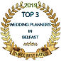2019 Top 3 Wedding Planners in Belfast Logo