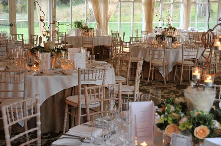 Banquet Room Lough Eske Castle