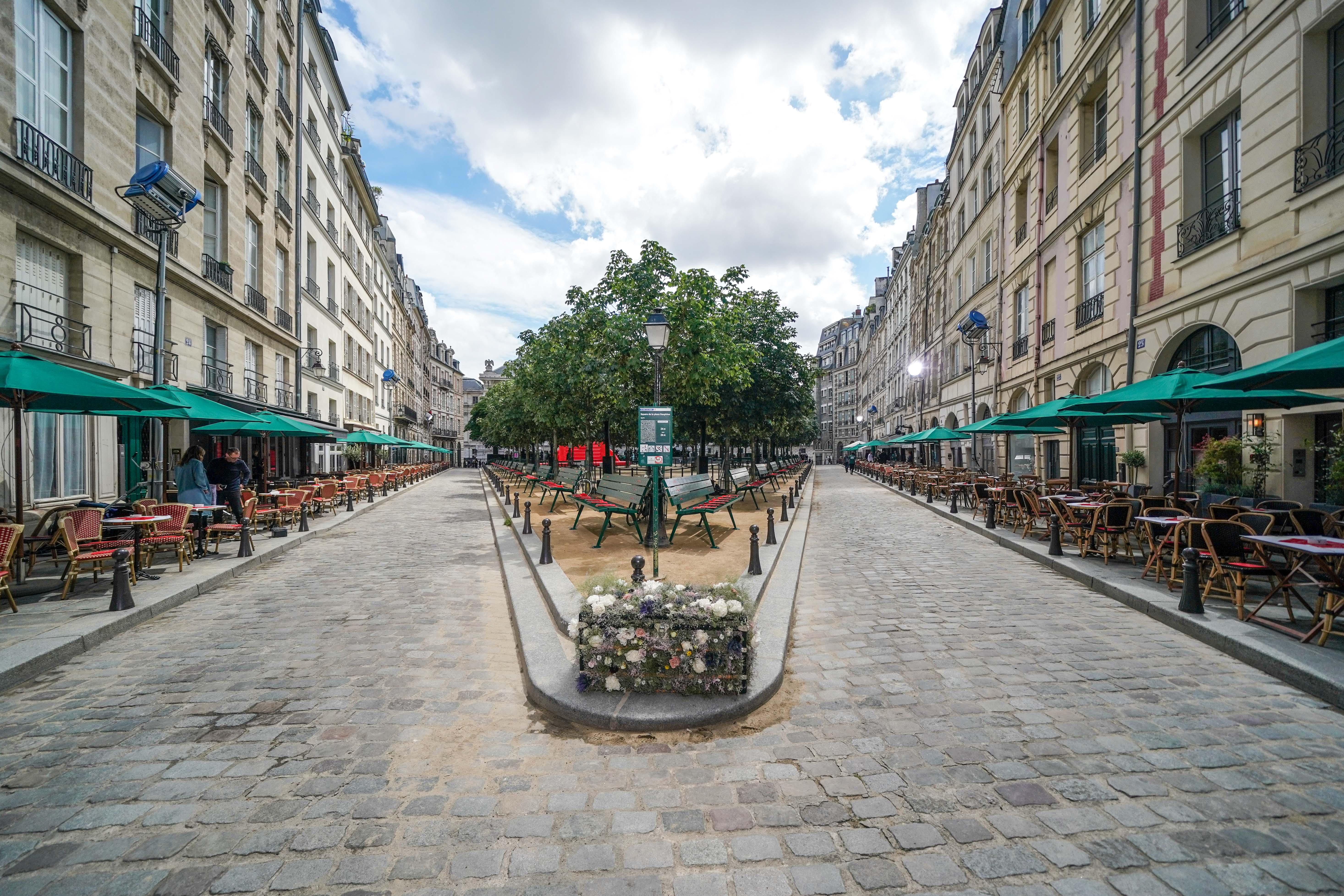 Défilé Louis Vuitton Homme ss20
