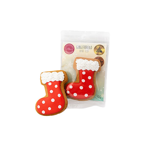 Gluten and Dairy FREE Single Red Stocking