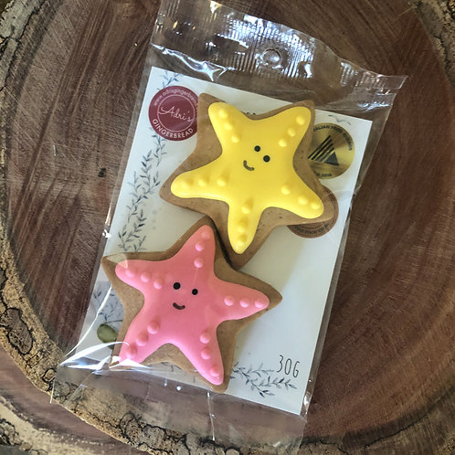 Gluten and Dairy FREE 2pk Starfish