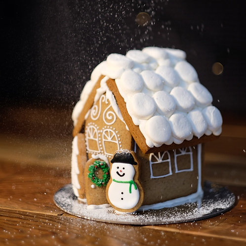Medium Gingerbread House