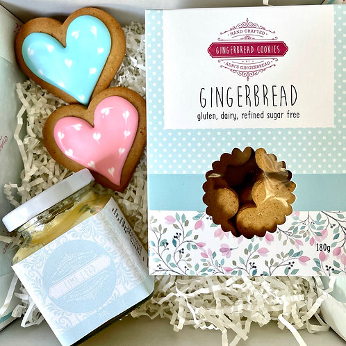 Lime Curd Gluten FREE Mother's Day Hamper