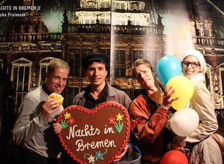 Nachts in Bremen - das Musical