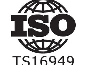 BG Approved to ISO/TS16949