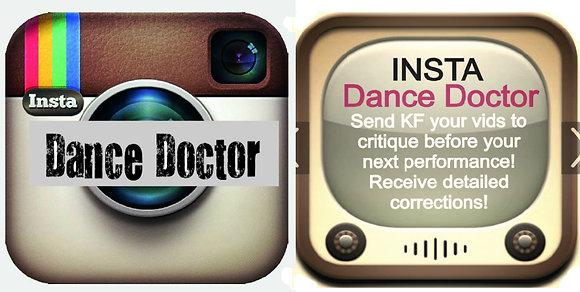 INSTA DANCE DOCTOR