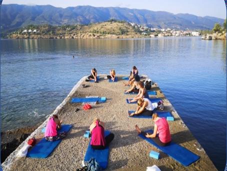 Yoga met Suus, een geluk of een ongeluk?