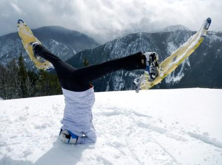 Nieuwsbrief: Yoga met Suus, ook in de sneeuw deze winter!