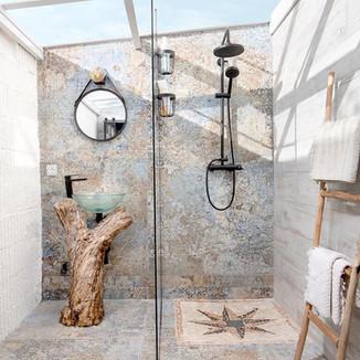 Badkamer nr 3 villa