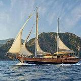 Sailing chef zeilen