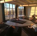 Yogaruimte villa Vignotti