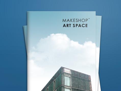 MAKESHOP ARTSPACE broshure