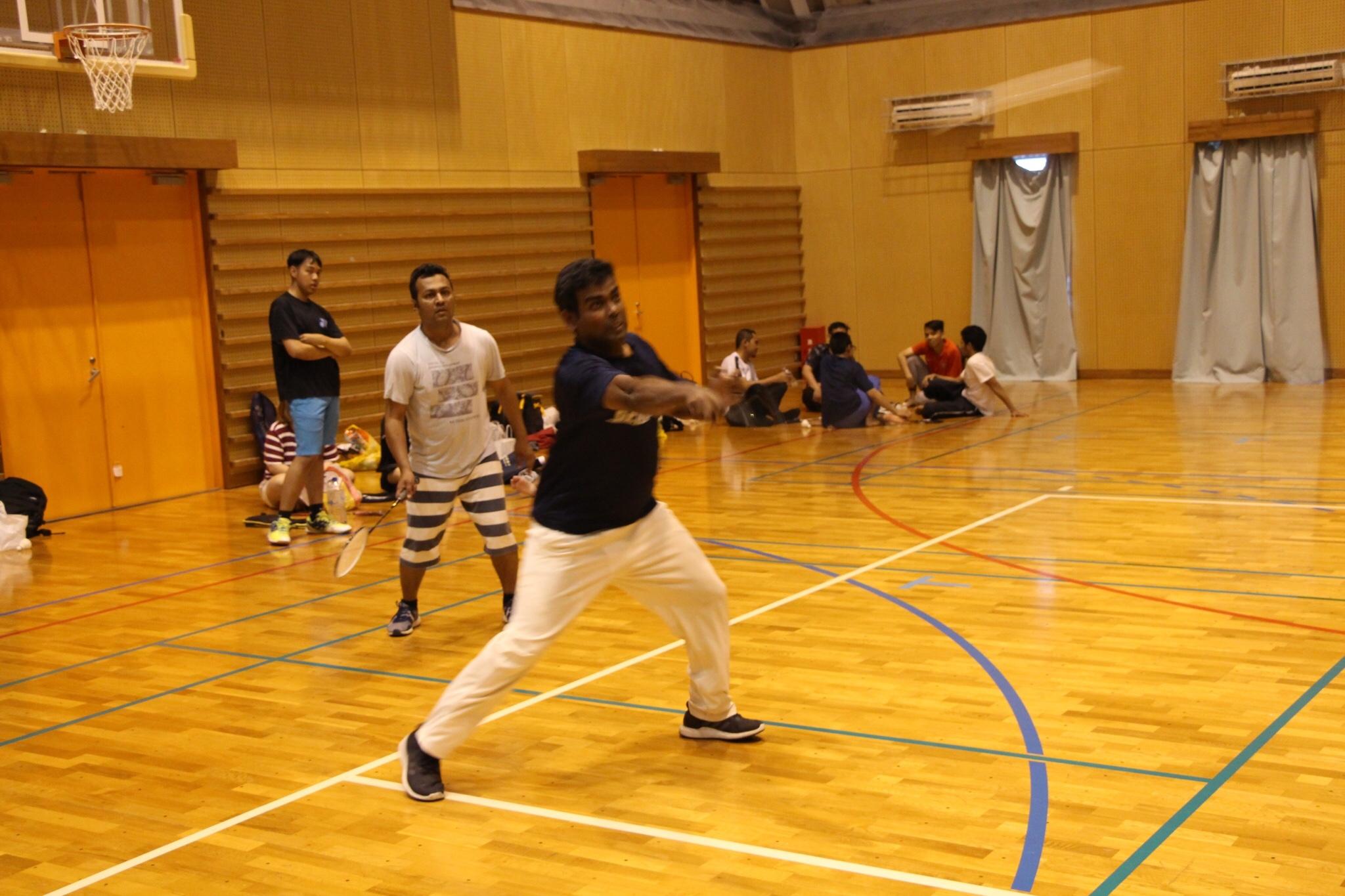 KUFSA Badminton