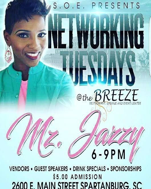 Networking Tuesdays