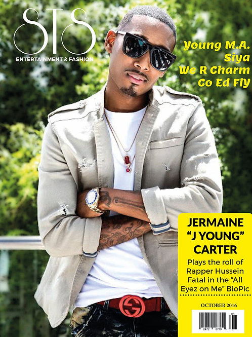 STS Entertainment & Fashion Magazine