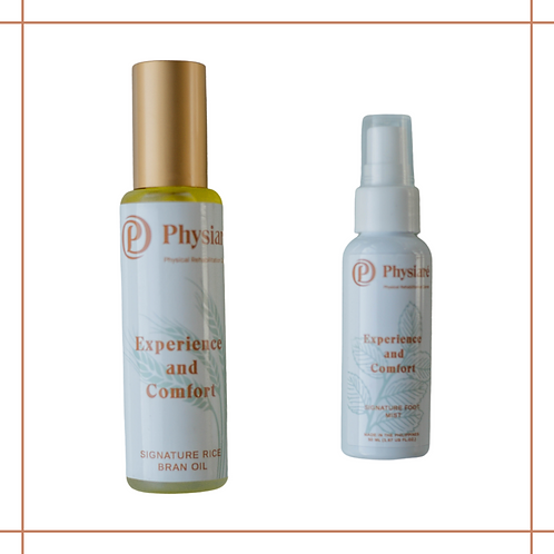 APT Signature oil & mist set