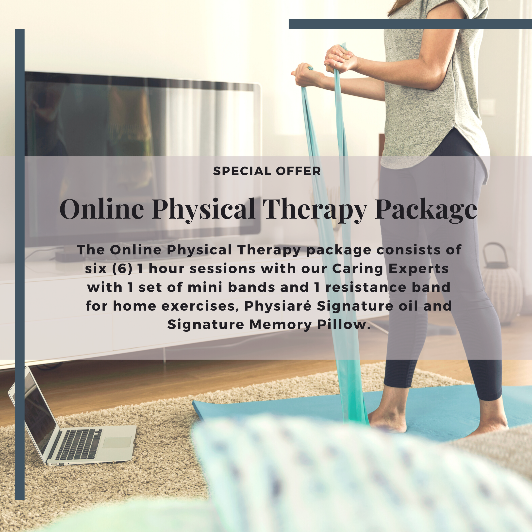 Online Physical Therapy Package