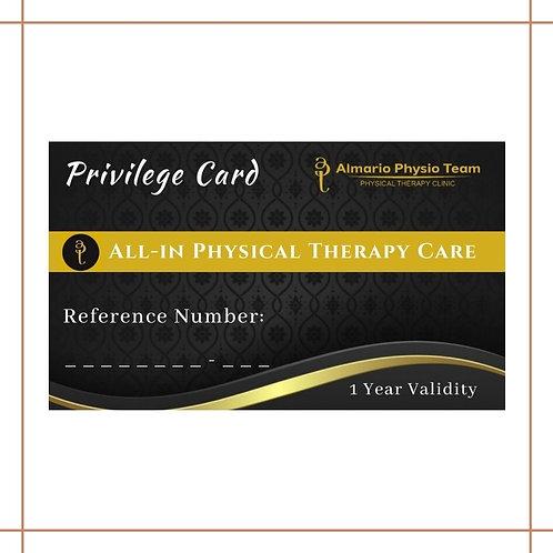 APT Privilege Card