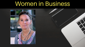 Women in Business: Rae Anne Rushing and The Female Effect
