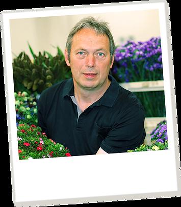 Johannes Frauenrath ist Erzeuger Deutscher Gärtnerware aus Erkelenz-Tenholt.