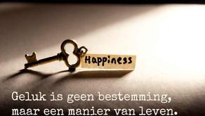 Op zoek naar het 'geluk'...