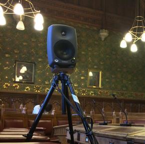 Impulse Response Measurements: York Council Chamber