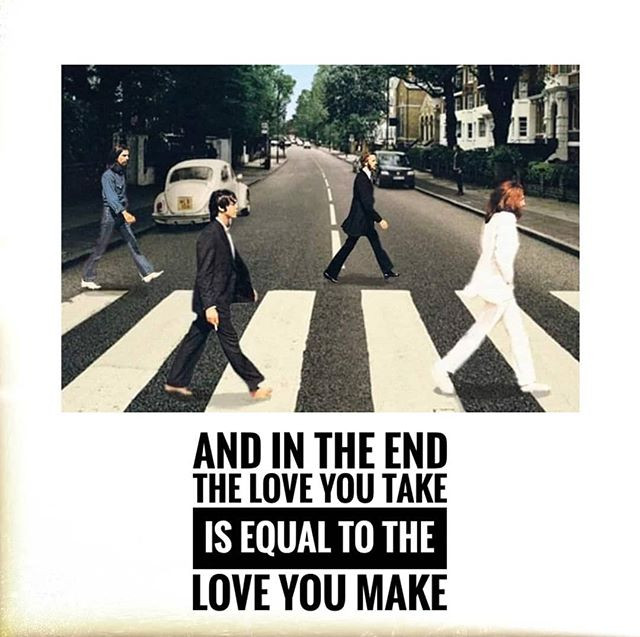 The Beatles, the end, Abbey Road