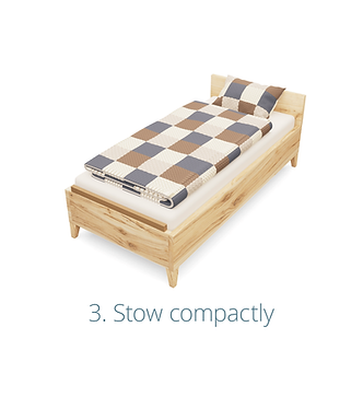Stow compactly.png