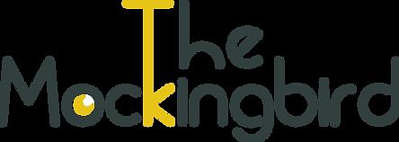 The mocking bird nom complet logo.png