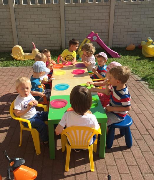 Piknikeztünk