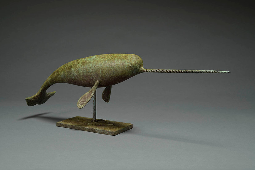 BRONZE NARWHAL