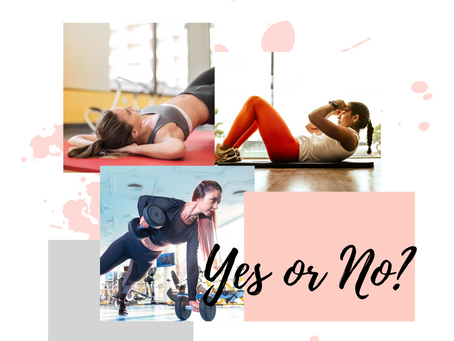 Isolate Your Abs - Yes or No?