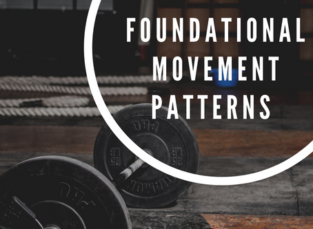 The 6 Foundational Movement Patterns