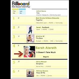 Sarah Atereth #4 It Doesn't Take Much Billboard Hot Dance Club Play.jpg