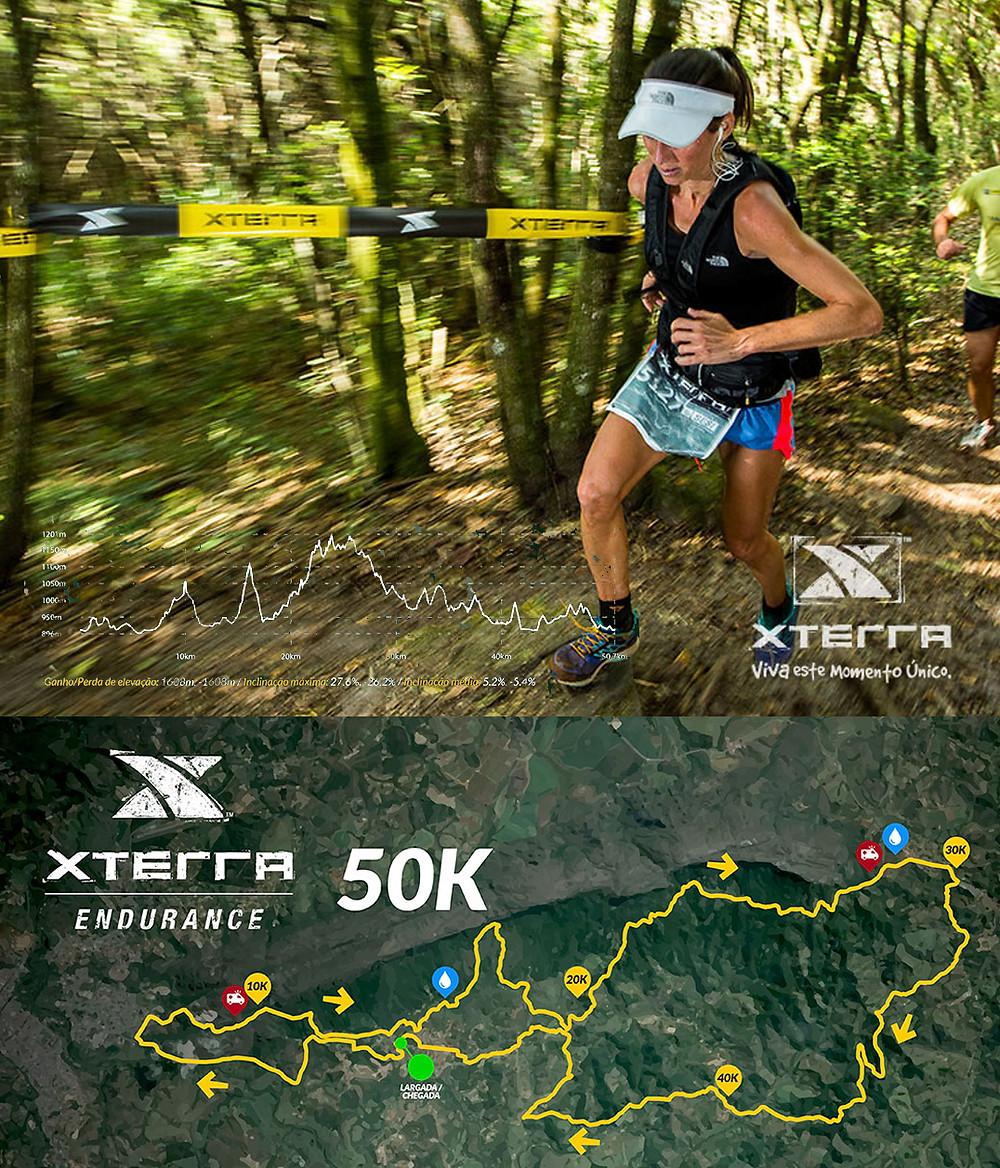 XTerra Tiradentes Rosalia 50km Endurance 2017