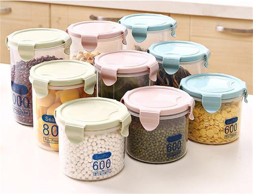 Kitchen Grain Storage Container