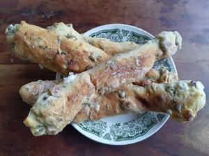 Karen's Bake off Challenge Week 3: Ciabatta Breadsticks