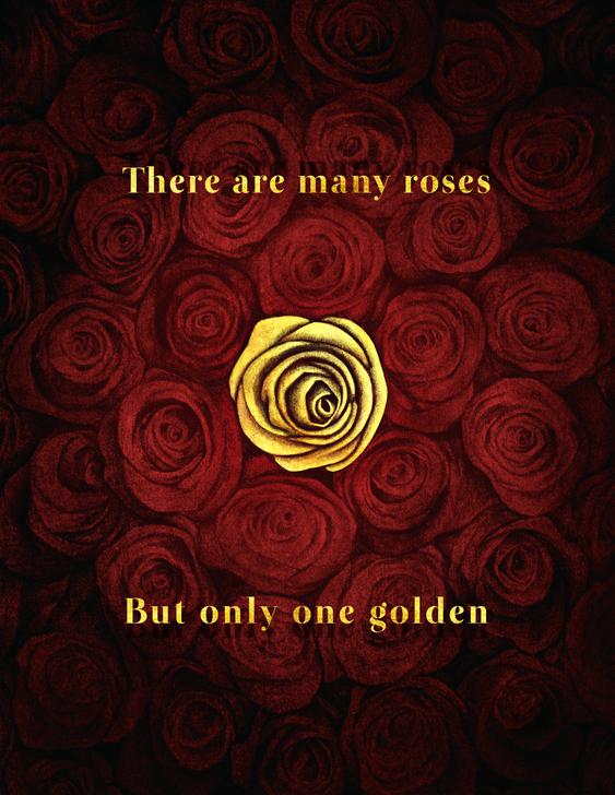 Only 1 Golden